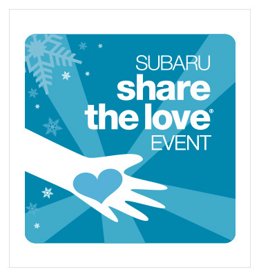 subaru share the love logo